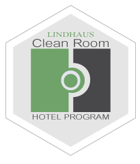 Lindhaus Clean Room Hotel Program